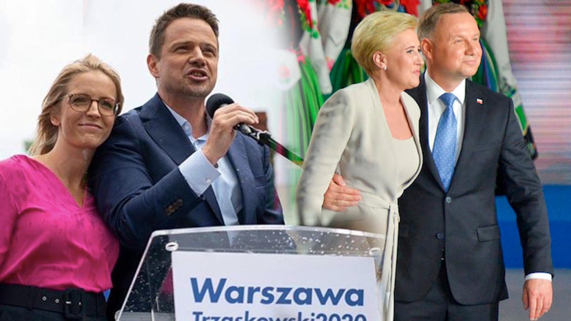 Pierwsze damy oczami Polaków. Duda czy Trzaskowska? #kozackiepytania (WIDEO)