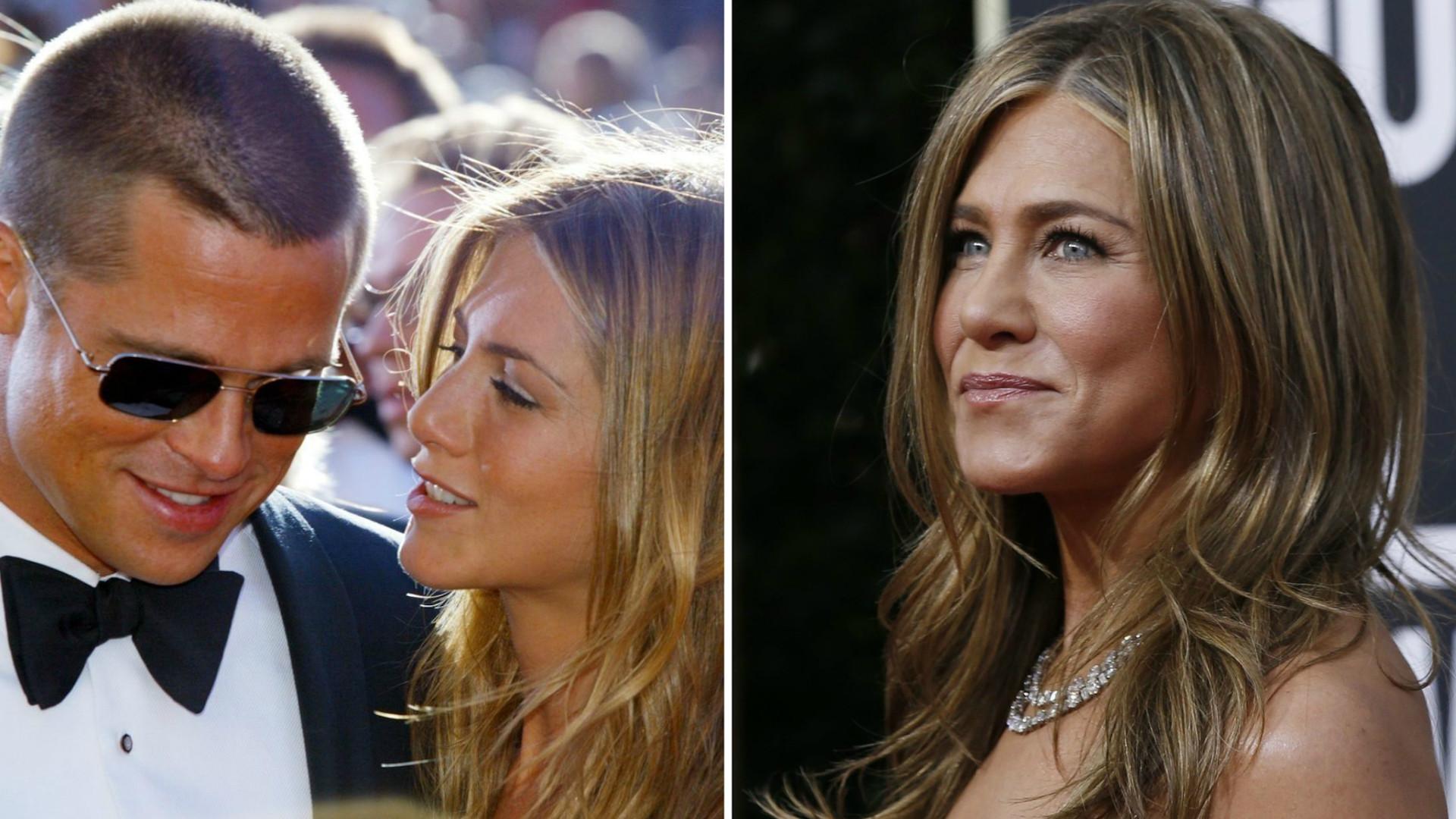 Media NISZCZYŁY związek Jennifer Aniston i Brada Pitta? Szczere wyznanie aktorki