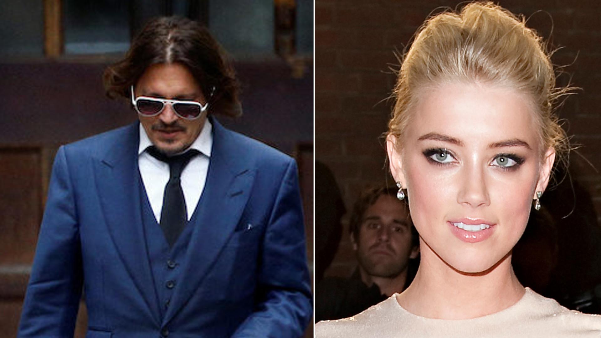 Johnny Depp w pijackim szale demoluje kuchnię – mamy nagranie jego kłótni z Amber Heard