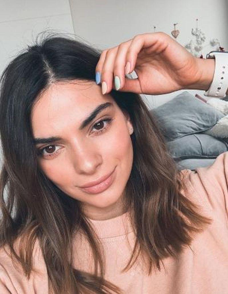 Gruzińska Kendall Jenner - mówią, że Teona Chachua wygląda IDENTYCZNIE jak modelka, fot. Instagram Teony Chachua