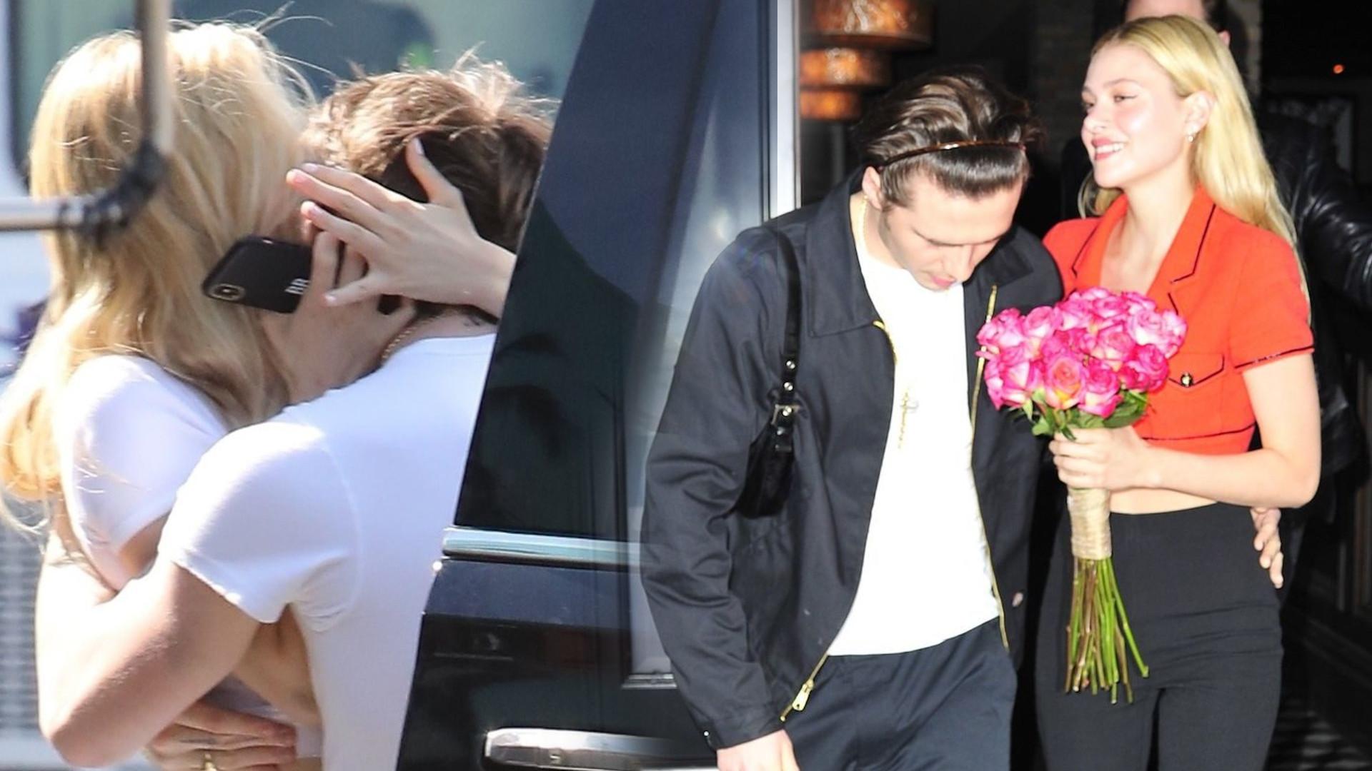Brooklyn Beckham zaręczył się! Pokazał romantyczne zdjęcie z Nicolą Peltz