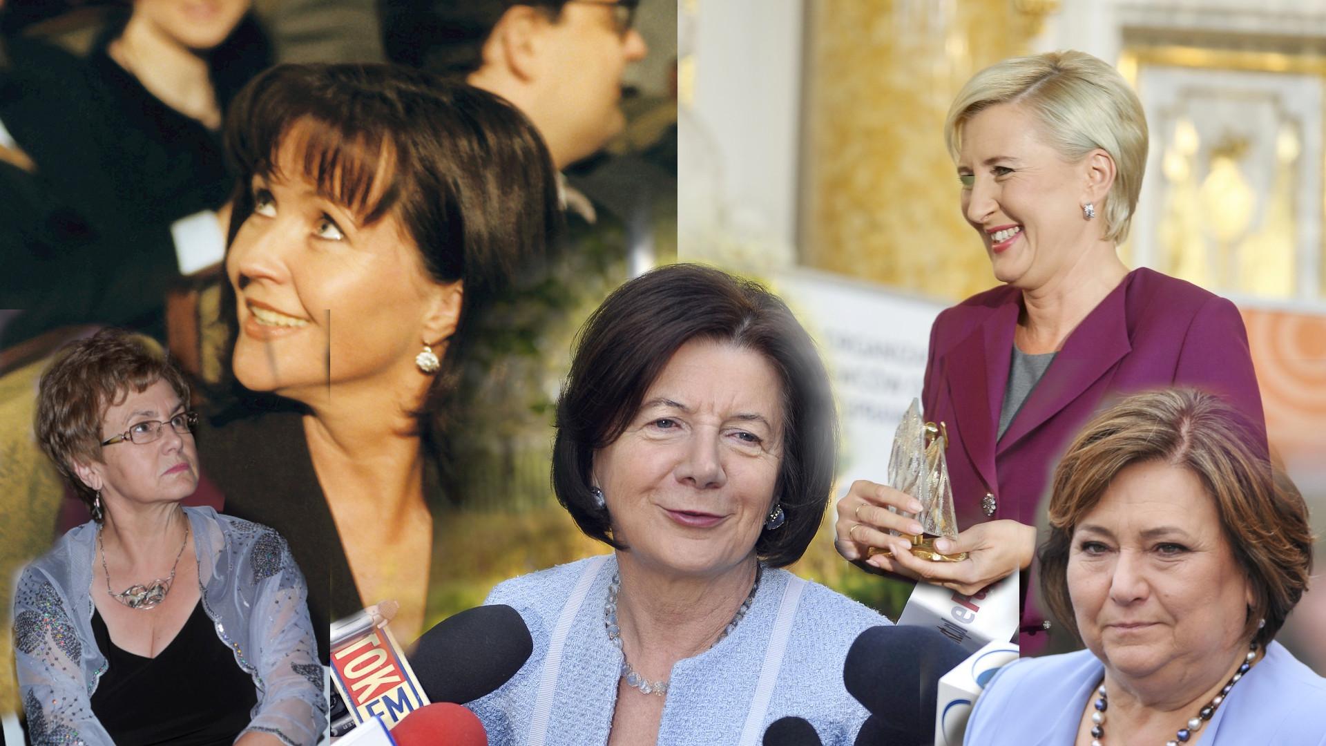 Która pierwsza dama miała podstawowe wykształcenie i kto nauczył Polaków jeździć windą? Takie były żony polskich prezydentów