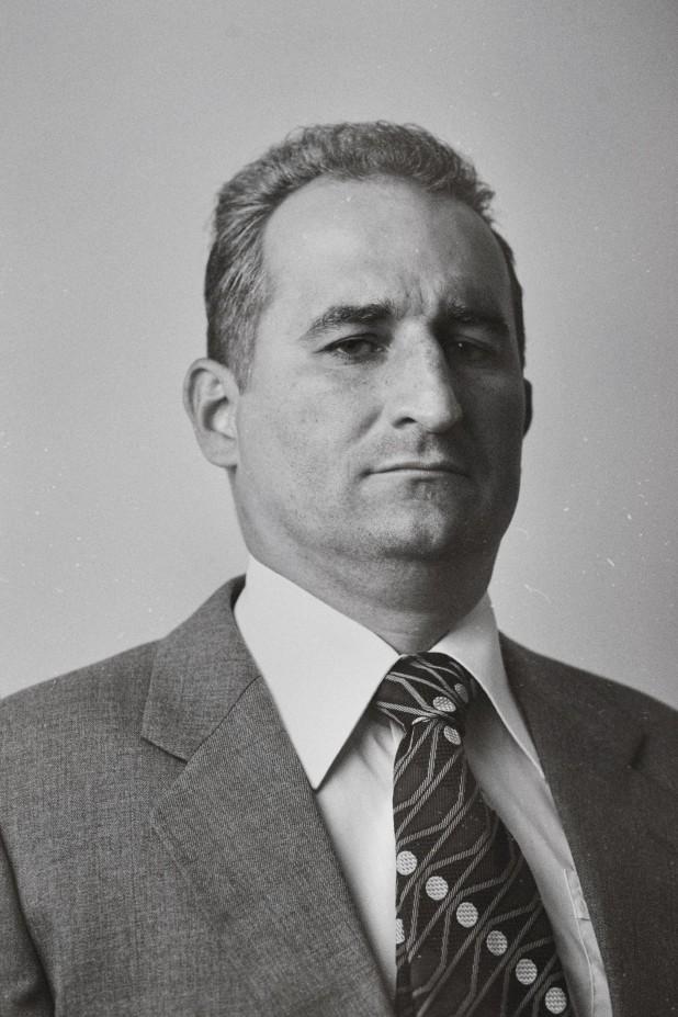 Michał Koterski jako Edward Gierek
