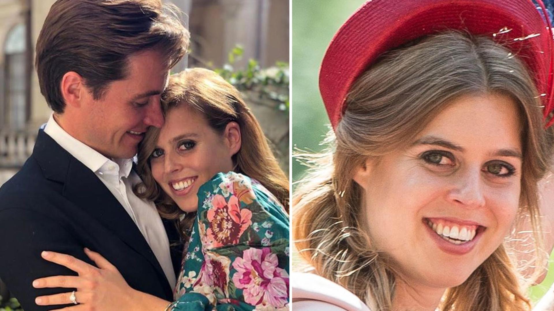 CO za wiadomość! Odbył się sekretny ślub Księżniczki Beatrice i Eduardo Mapelli Mozzi
