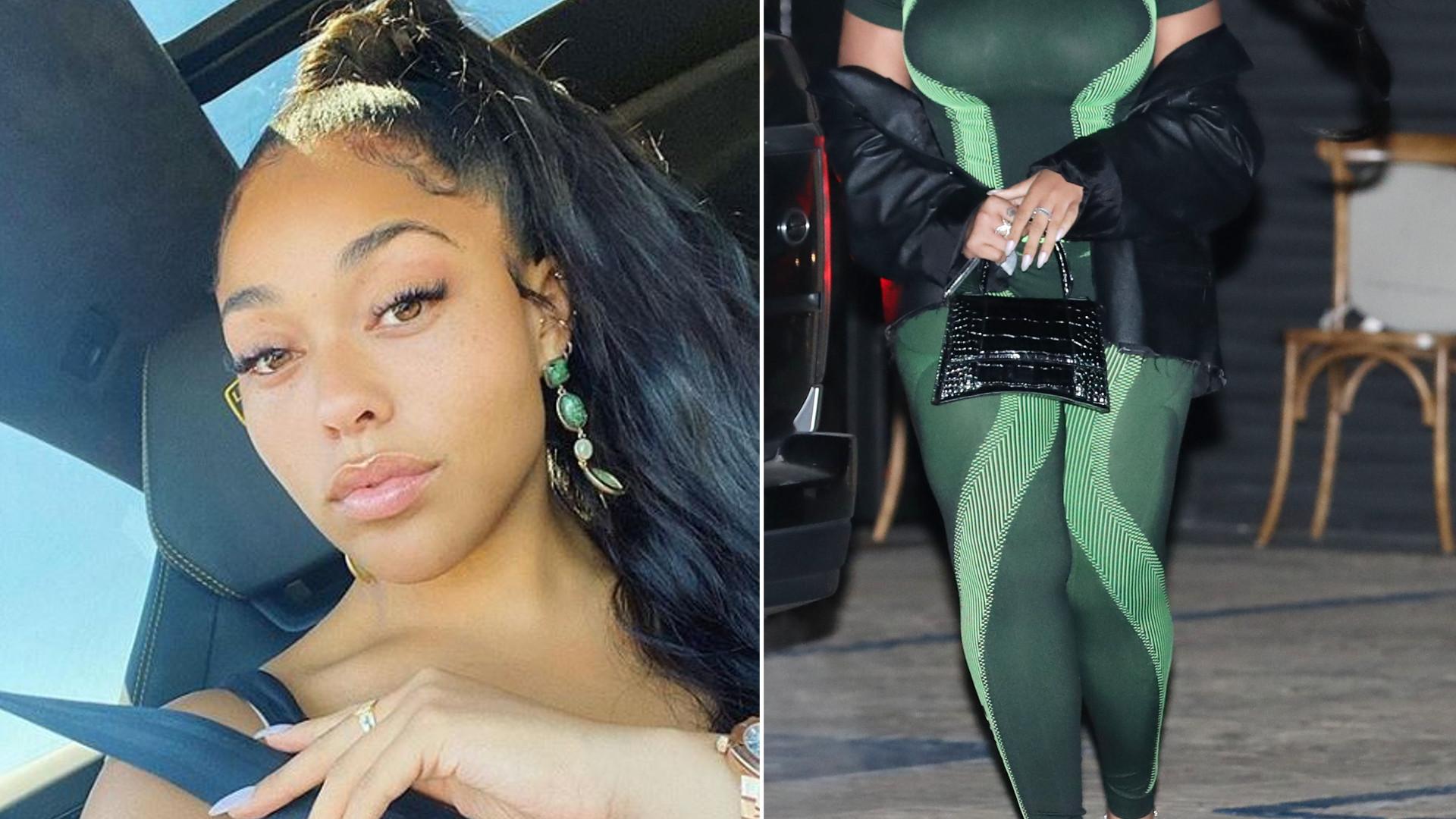 Ex przyjaciółka Kylie – Jordyn Woods pokazała się w ubraniach od POLSKIEJ projektantki