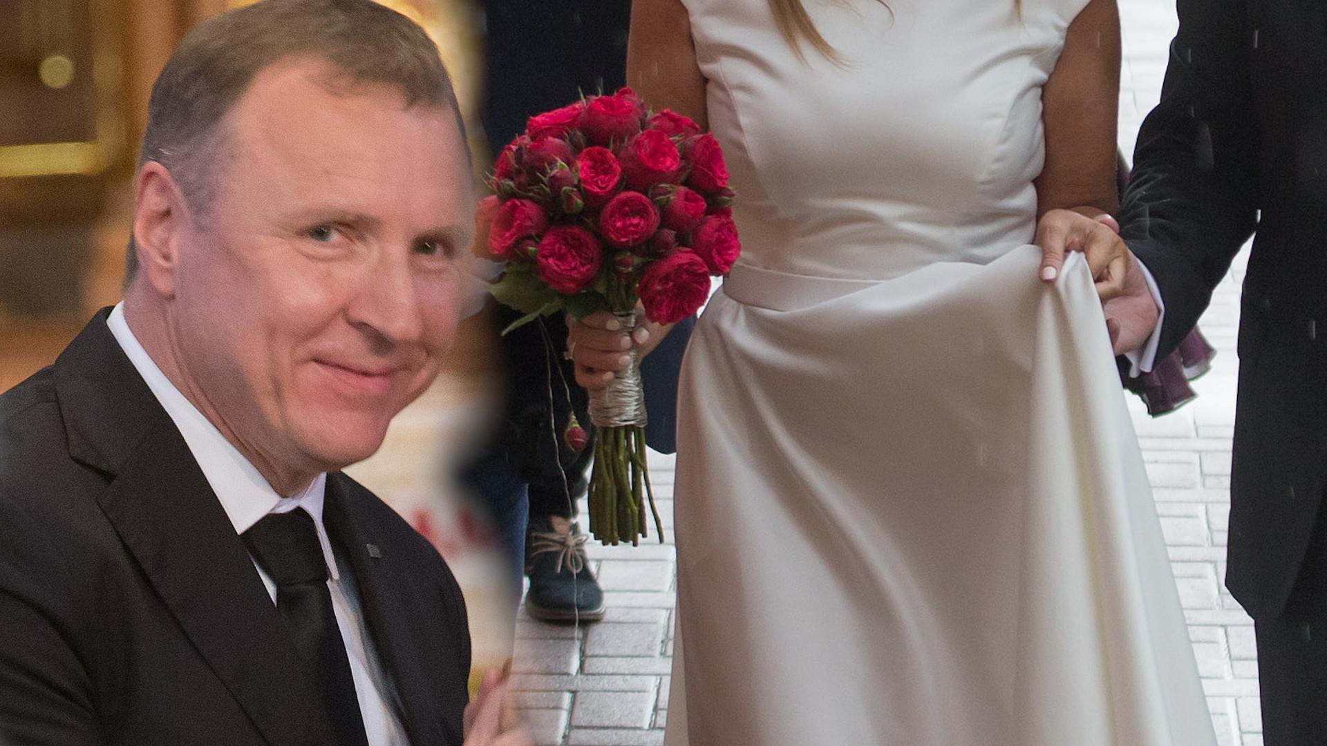 Jacek Kurski wziął drugi ślub kościelny. Pojawiło się mnóstwo osobistości (ZDJĘCIA)