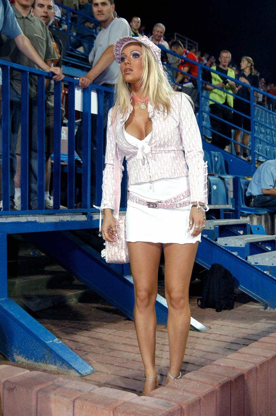 Dorota Rabczewska. Fot. Zawada/AKPA