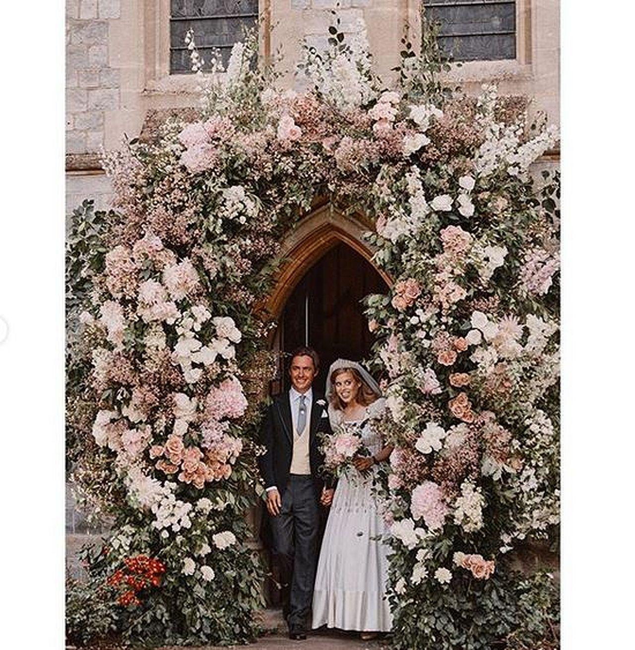 Ślub księżniczki Beatrice