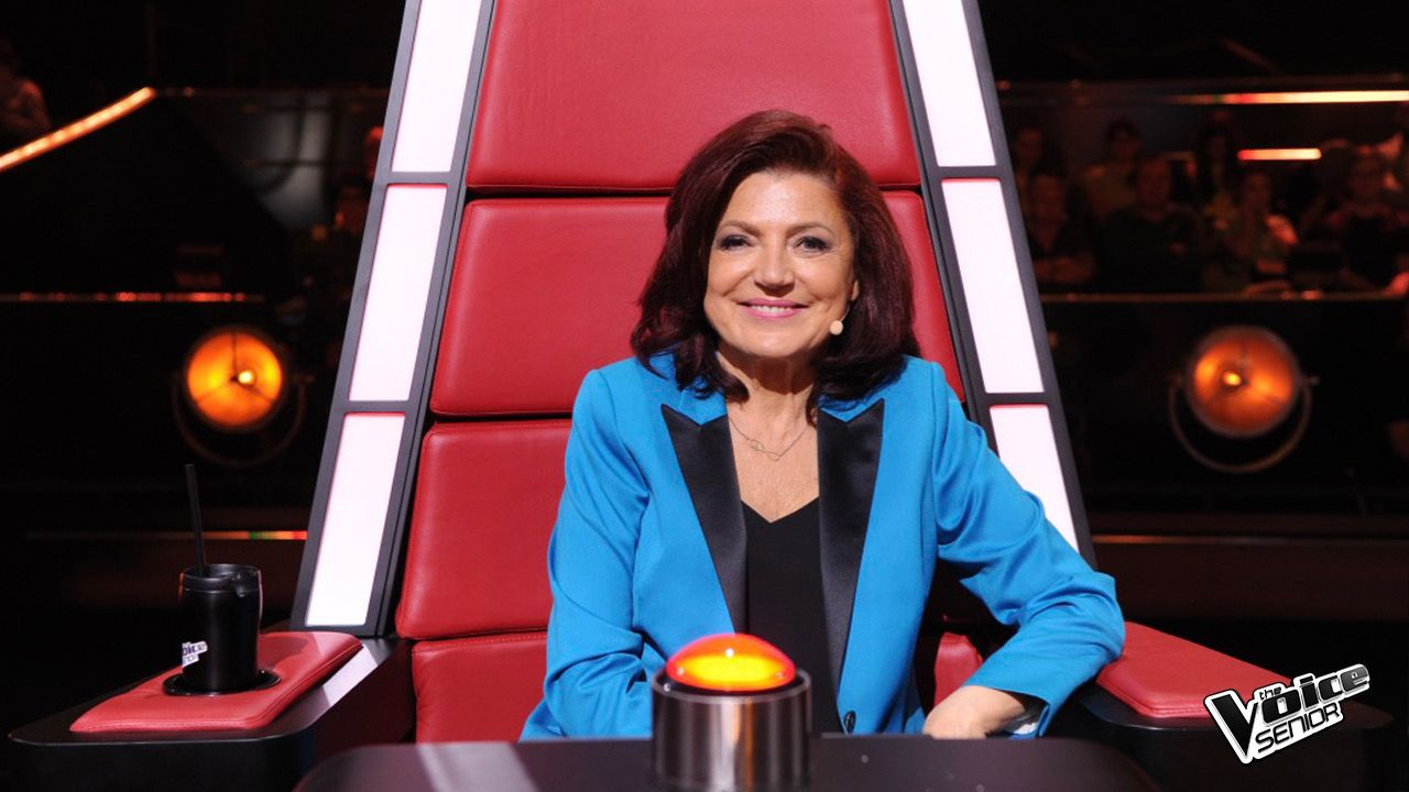 "Urszula Dudziak jurorką w ""The Voice of Poland"""