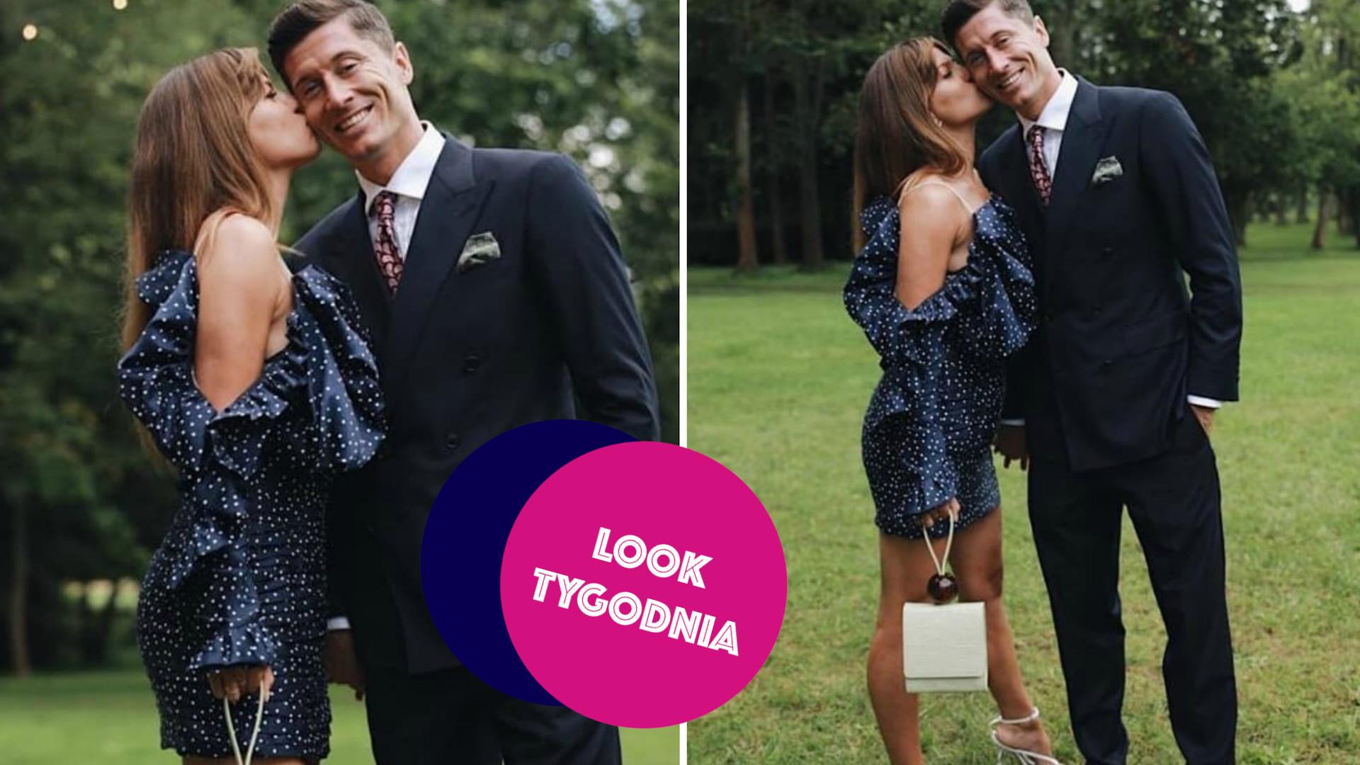 Podoba Ci się weselna sukienka Lewandowskiej? Możesz mieć podobną za mniejsze pieniądze!