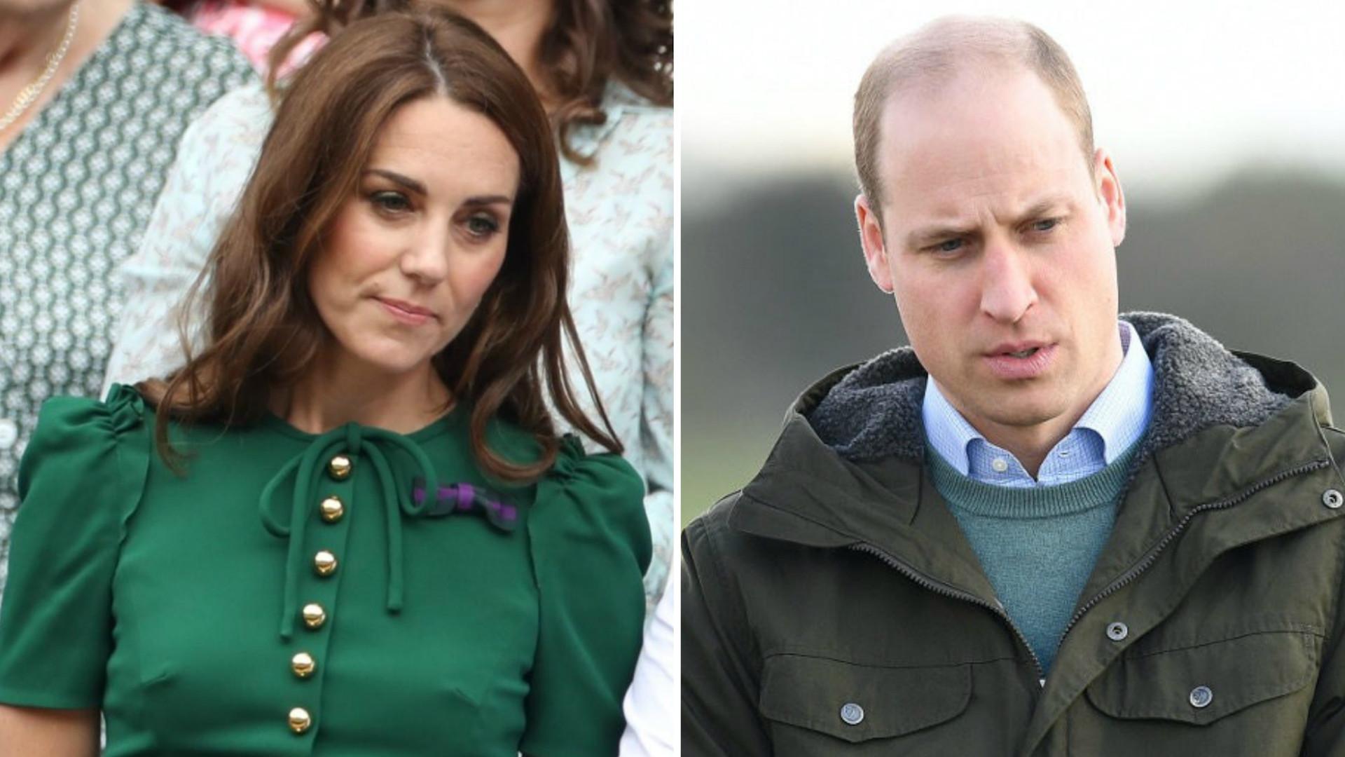 Książę William martwi się o żonę. Kate ma problemy ze ZDROWIEM?