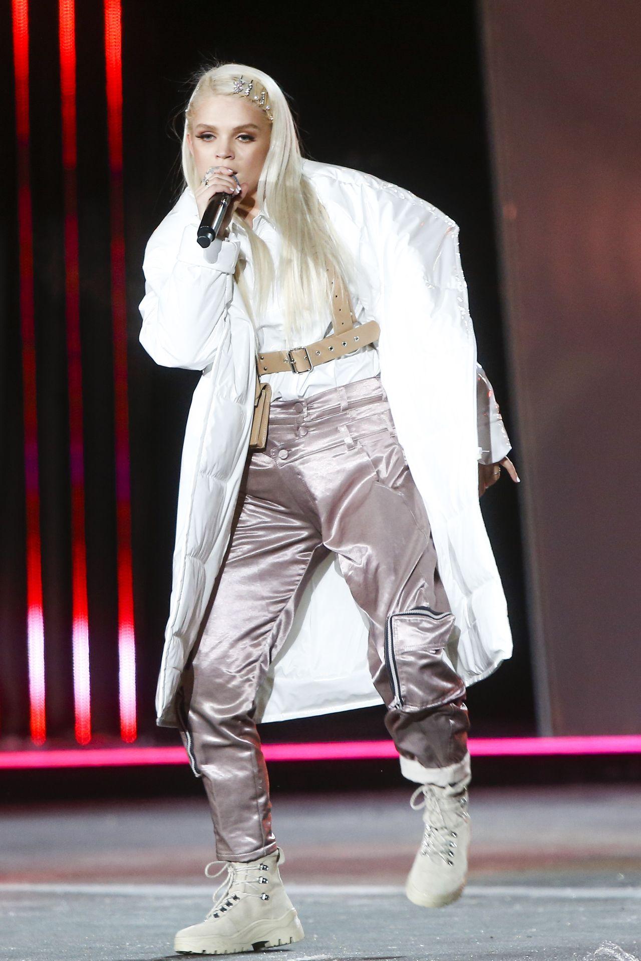 Margaret na scenie