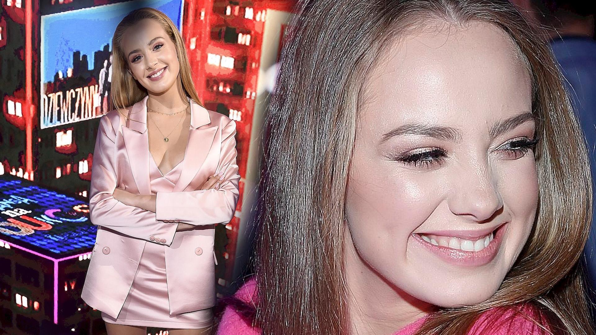 """Wiktoria Gąsiewska pokazała się w nowych włosach: """"Wyglądasz jak Shakira"""""""