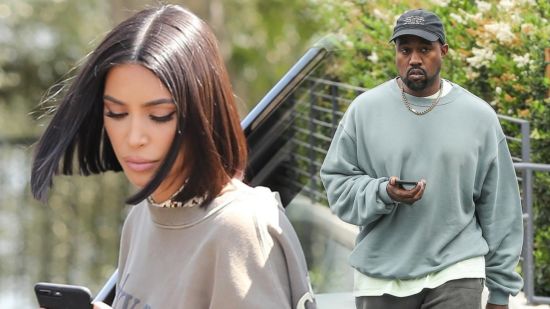 Kim Kardashian zdradziła Kanye Westa? Raper, z którym miała mieć romans, zabrał GŁOS