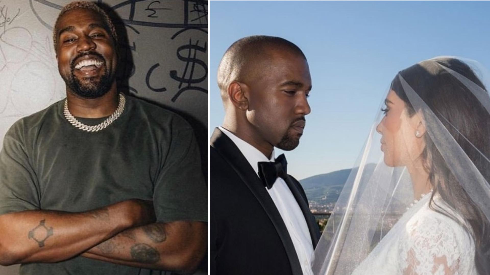 Ojczym Kanye Westa o jego zachowaniu: brakuje mu starych znajomych, jest otoczony tylko Kardashianami