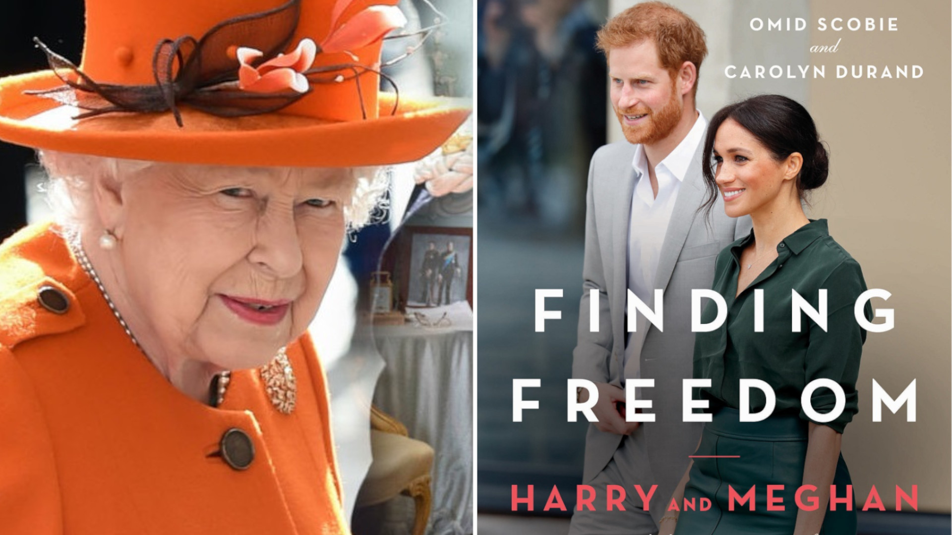 Pałac Buckingham już DRŻY na myśl o biografii Meghan i Harry'ego