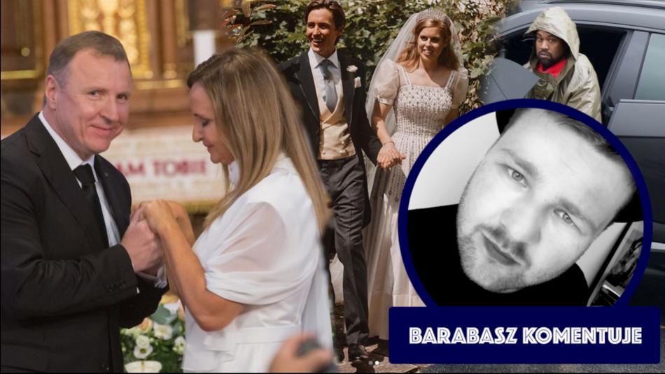 Barabasz komentuje: Dwa wesela i wpadka (FELIETON)