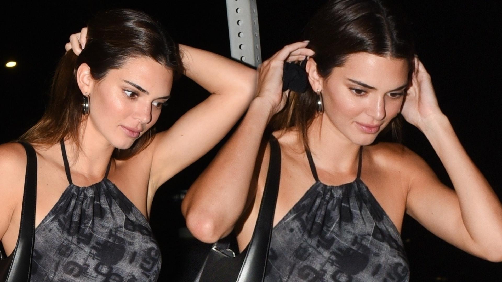 Kendall została ostatnio SKRYTYKOWANA za strój do restauracji. Tym razem wyglądała lepiej?