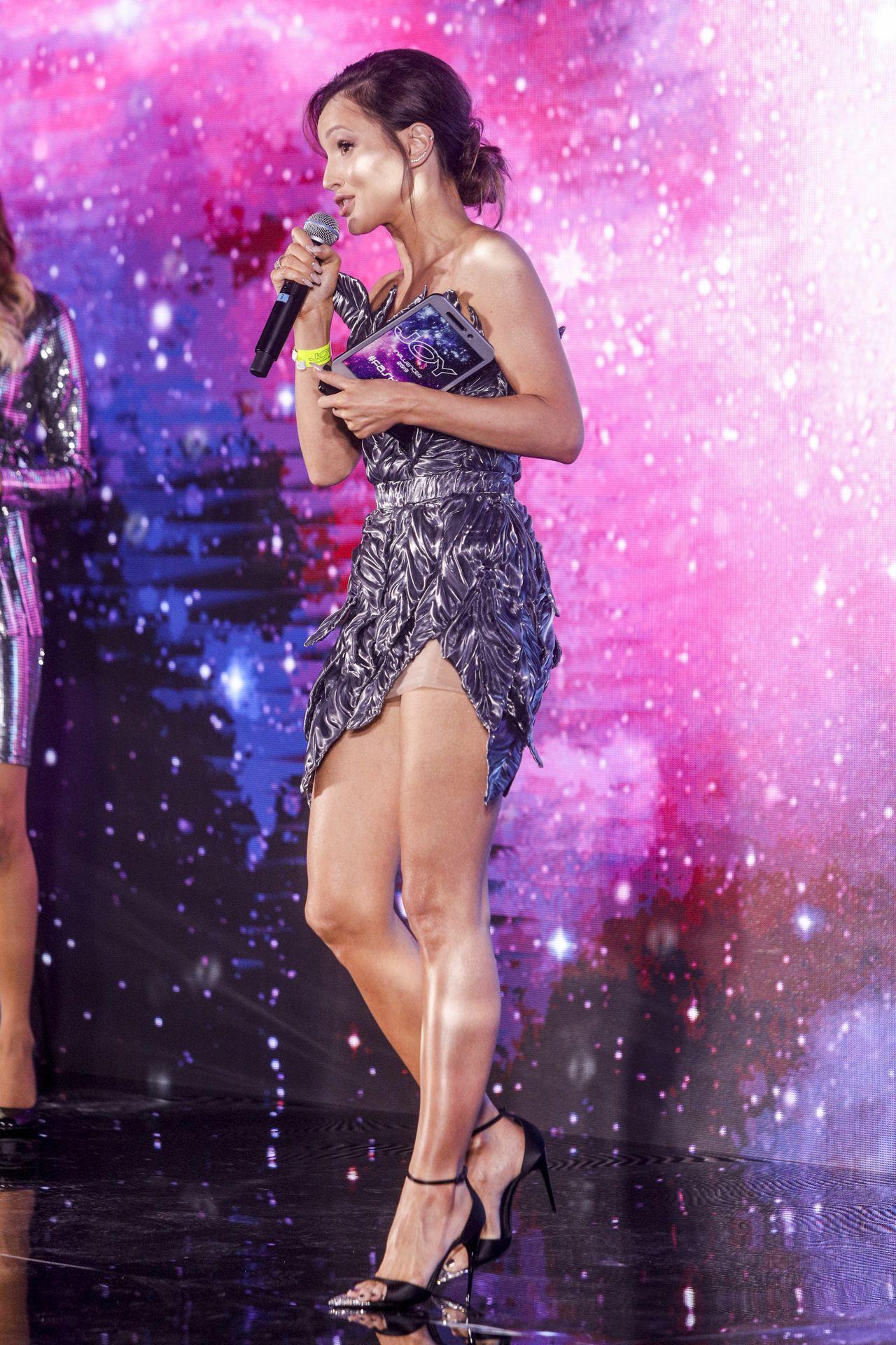 Marina Łuczenko-Szczęsna na scenie