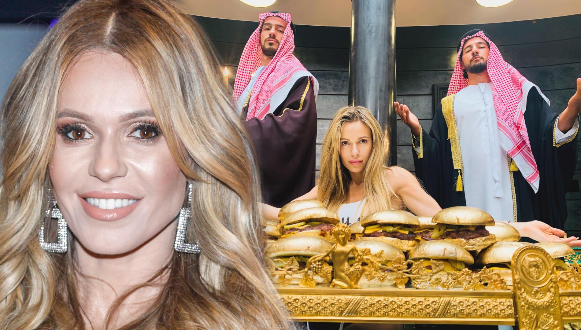 """Lacopo Riciotti – nowy przystojniak w filmie Dody. Mamy zdjęcia z PLANU """"Dziewczyn  z Dubaju""""!"""