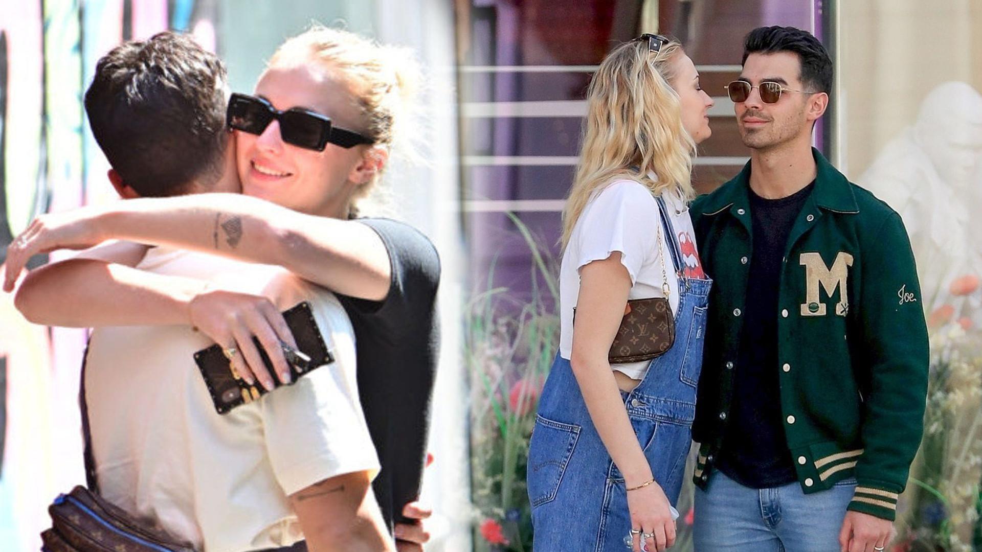 Sophie Turner i Joe Jonas zostali rodzicami. Aktorka urodziła
