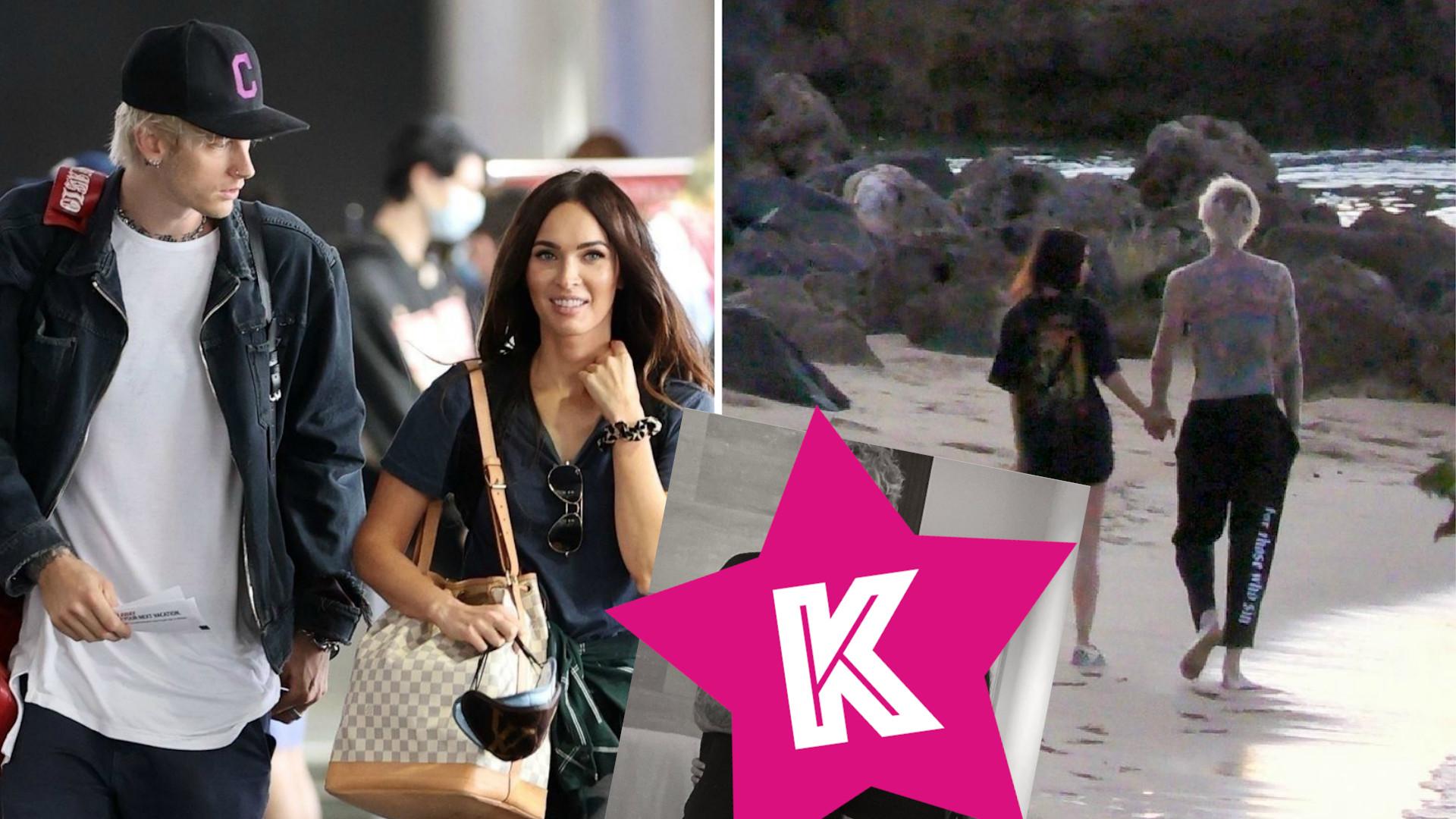 Machine Gun Kelly dodał pierwsze zdjęcie z Megan Fox. Aktorka wygląda jak Kim Kardashian!