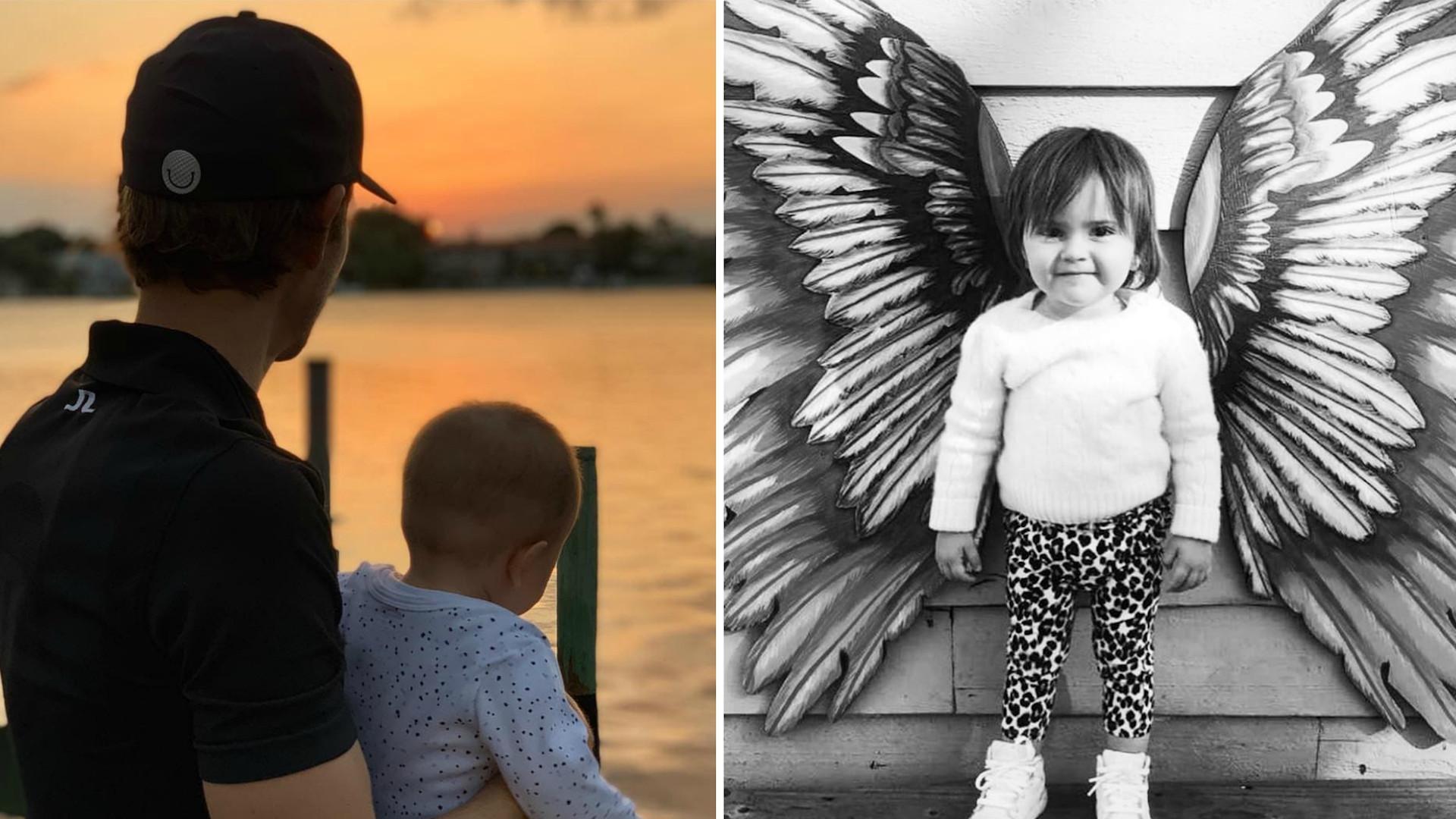 Zmarła 2-letnia córka golfisty. Dziewczynka miała nowotwór kręgosłupa i mózgu