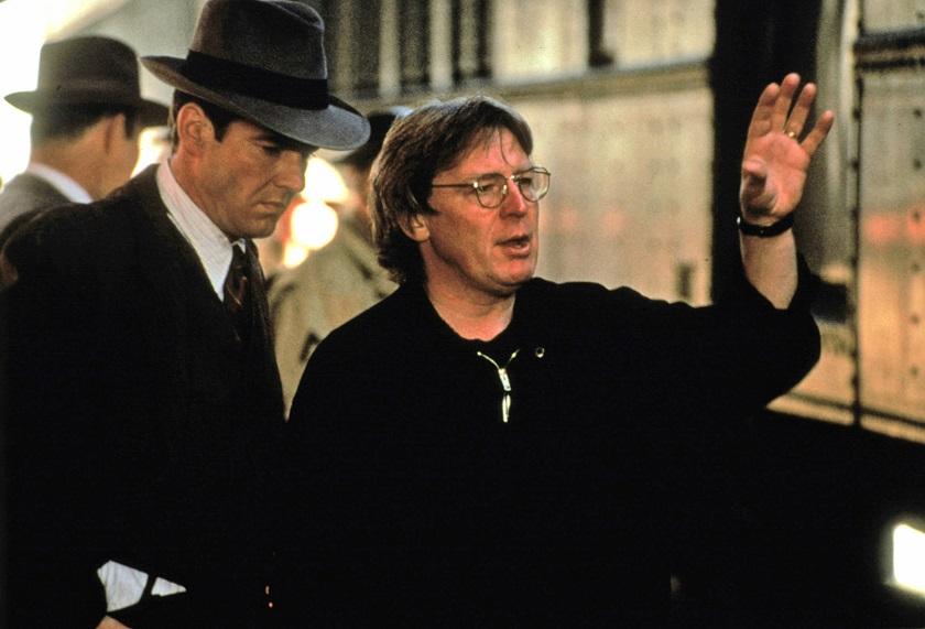 Alan Parker, Dennis Quaid fot. AKPA