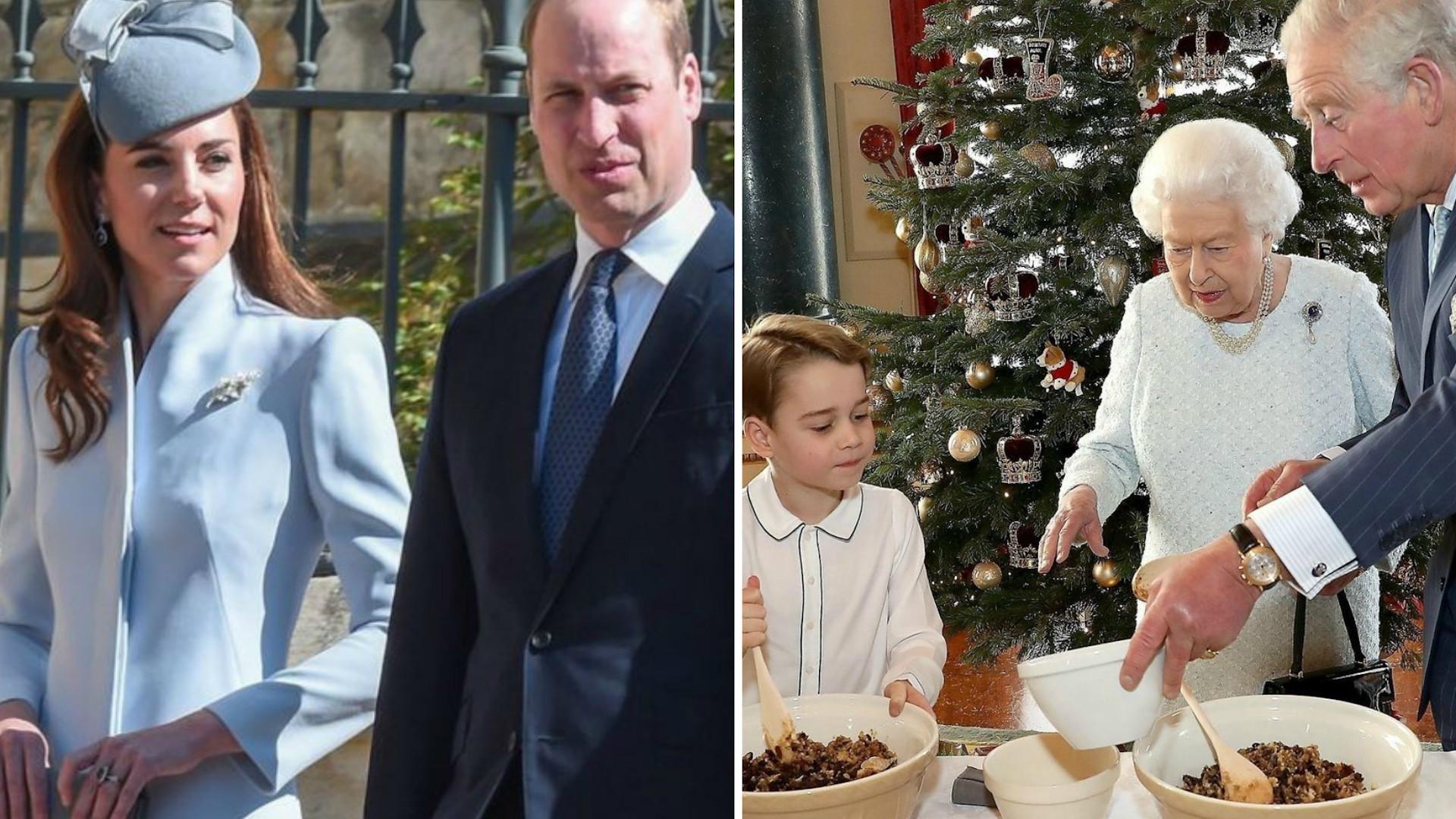Kate i William LEPIEJ traktują George'a? Chłopiec zaczyna zauważać pewne zmiany