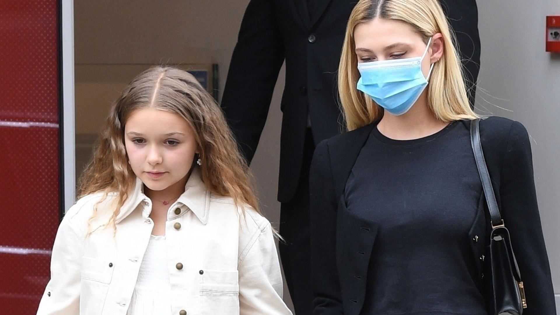 Nicola Peltz zabrała Harper Beckham na zakupy (ZDJĘCIA)