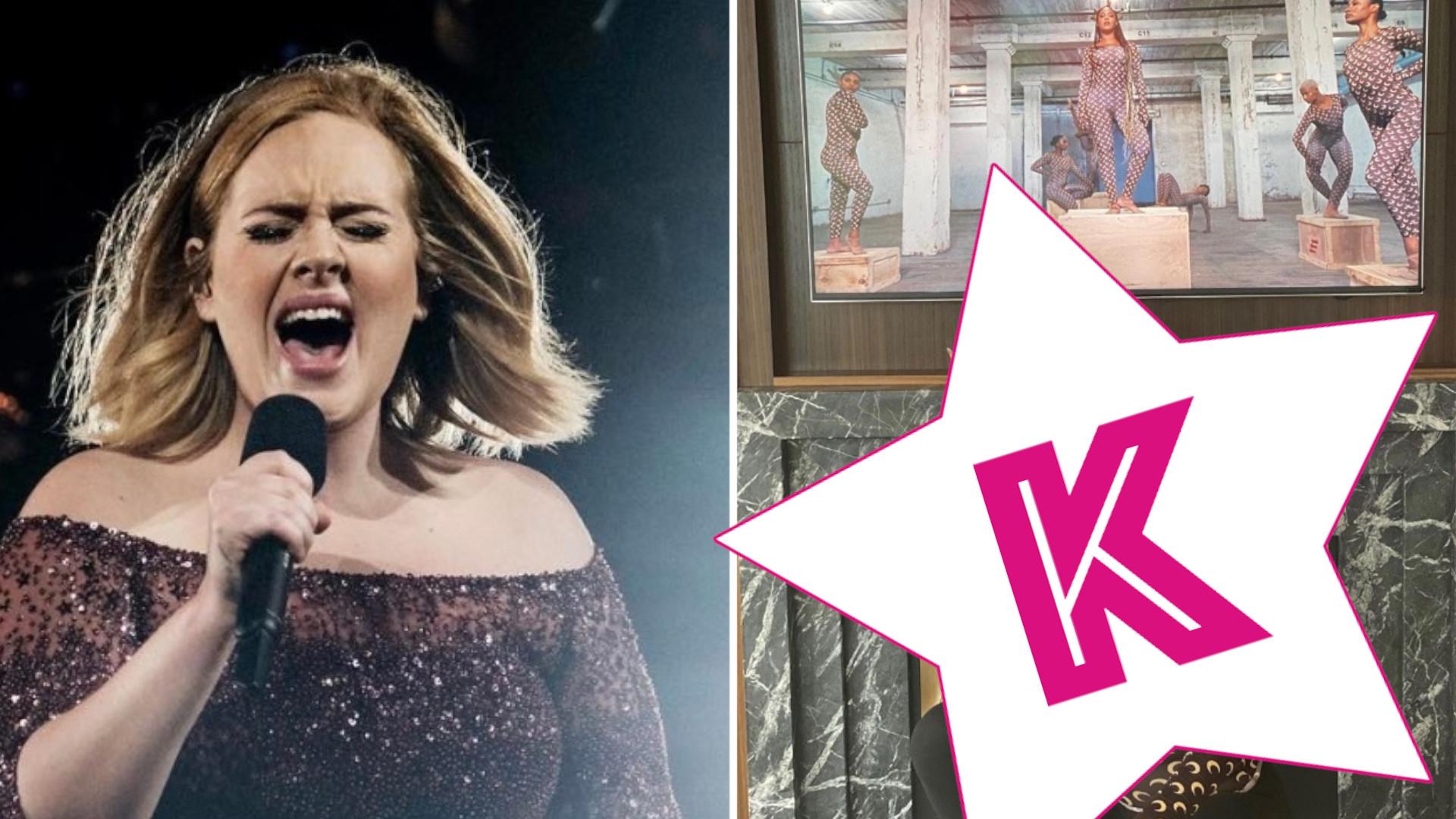 Adele jest jeszcze chudsza niż była. Wygląda jak Beyonce