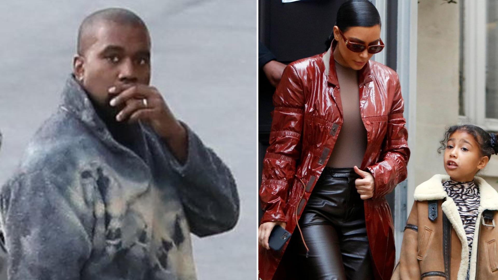 Kim Kardashian wspomina swój ślub. Rozwiedzie się z Kanye, dlatego przegląda stare zdjęcia?