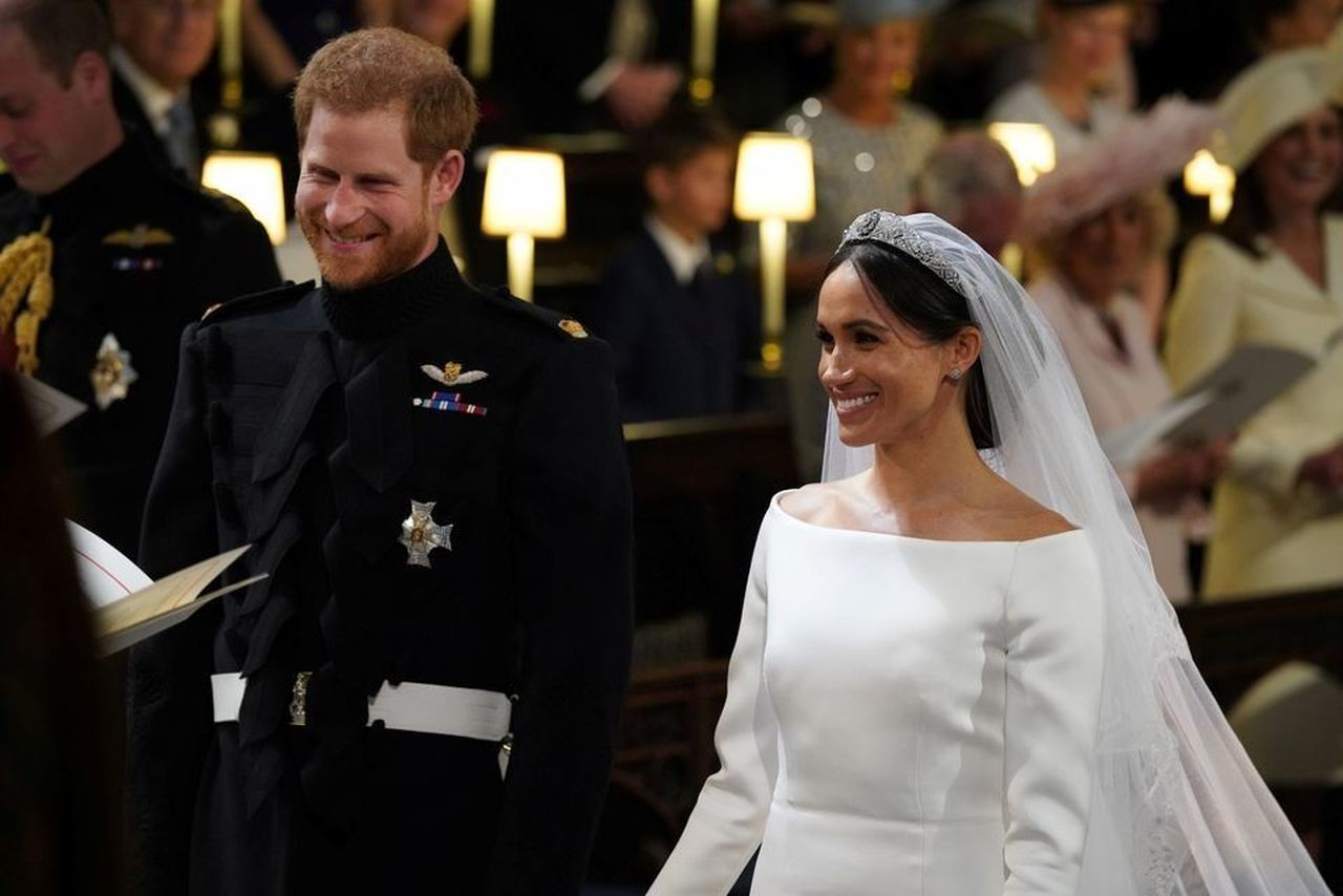 Ślub Meghan Markle i Harry'ego
