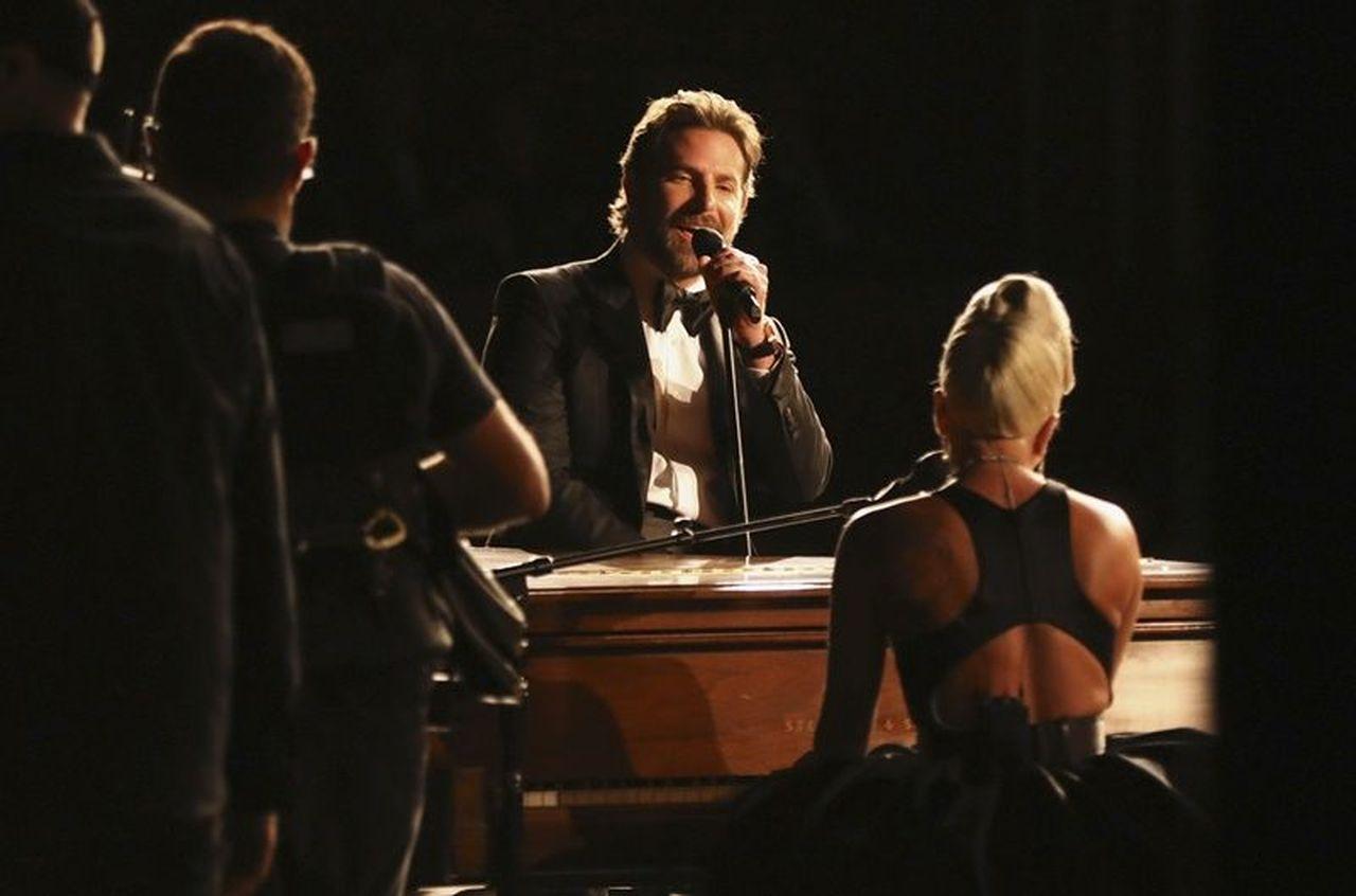 Lady Gaga i Bradley Cooper na Oscarach