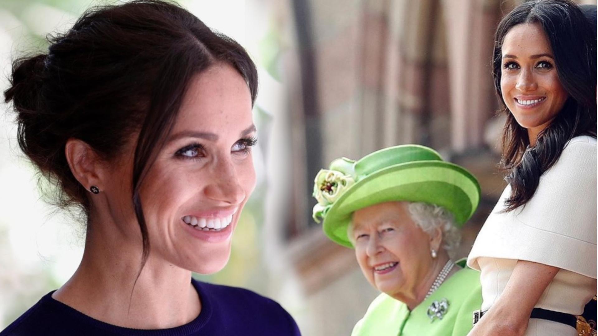Rodzina Królewska zaskoczyła samą Meghan Markle w jej urodziny. Zobaczcie co zrobili na Instagramie