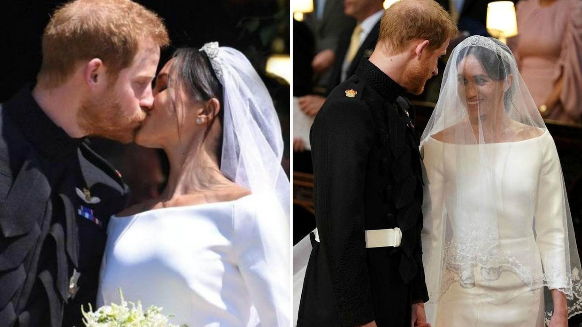 Ponad dwa lata po ślubie Meghan i Harry'ego wiadomo, do jakiej piosenki para wykonała PIERWSZY taniec