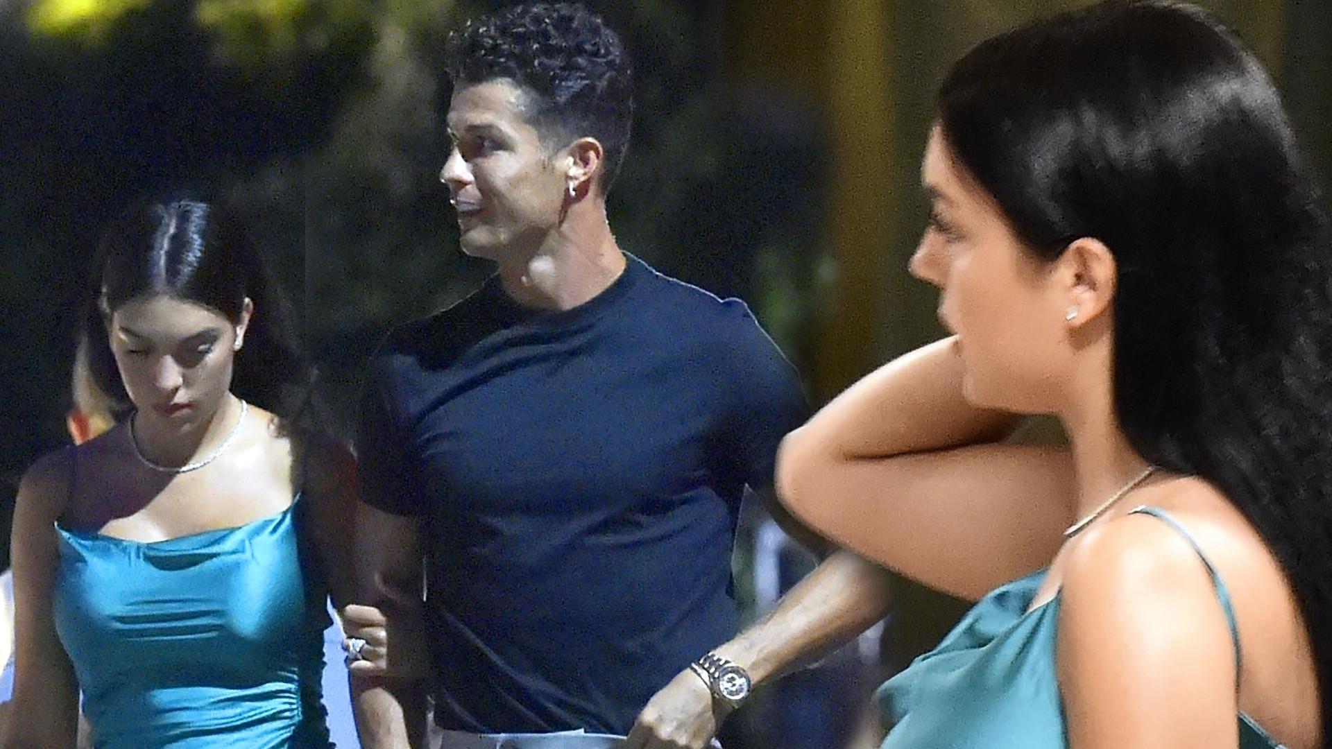 Cristiano i Georgina spodziewają się kolejnego dziecka? (ZDJĘCIA)
