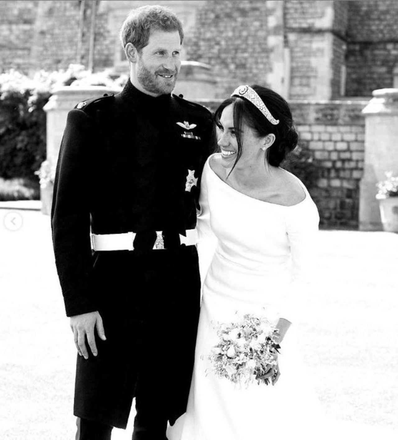 Ślub Meghan Markle i Harry'ego