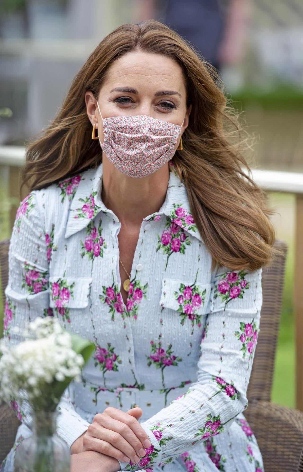 Kate Middleton w Południowej Wali