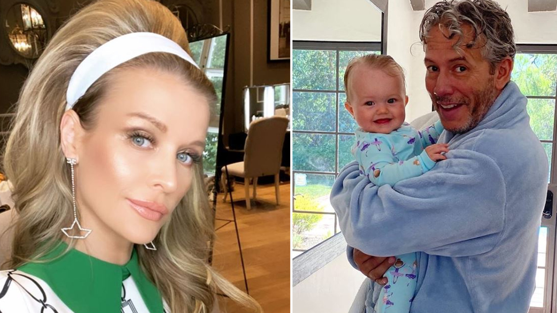 Joanna Krupa pokazała UROCZĄ reakcję małej Ashy na widok taty – tak się witali po długiej rozłące