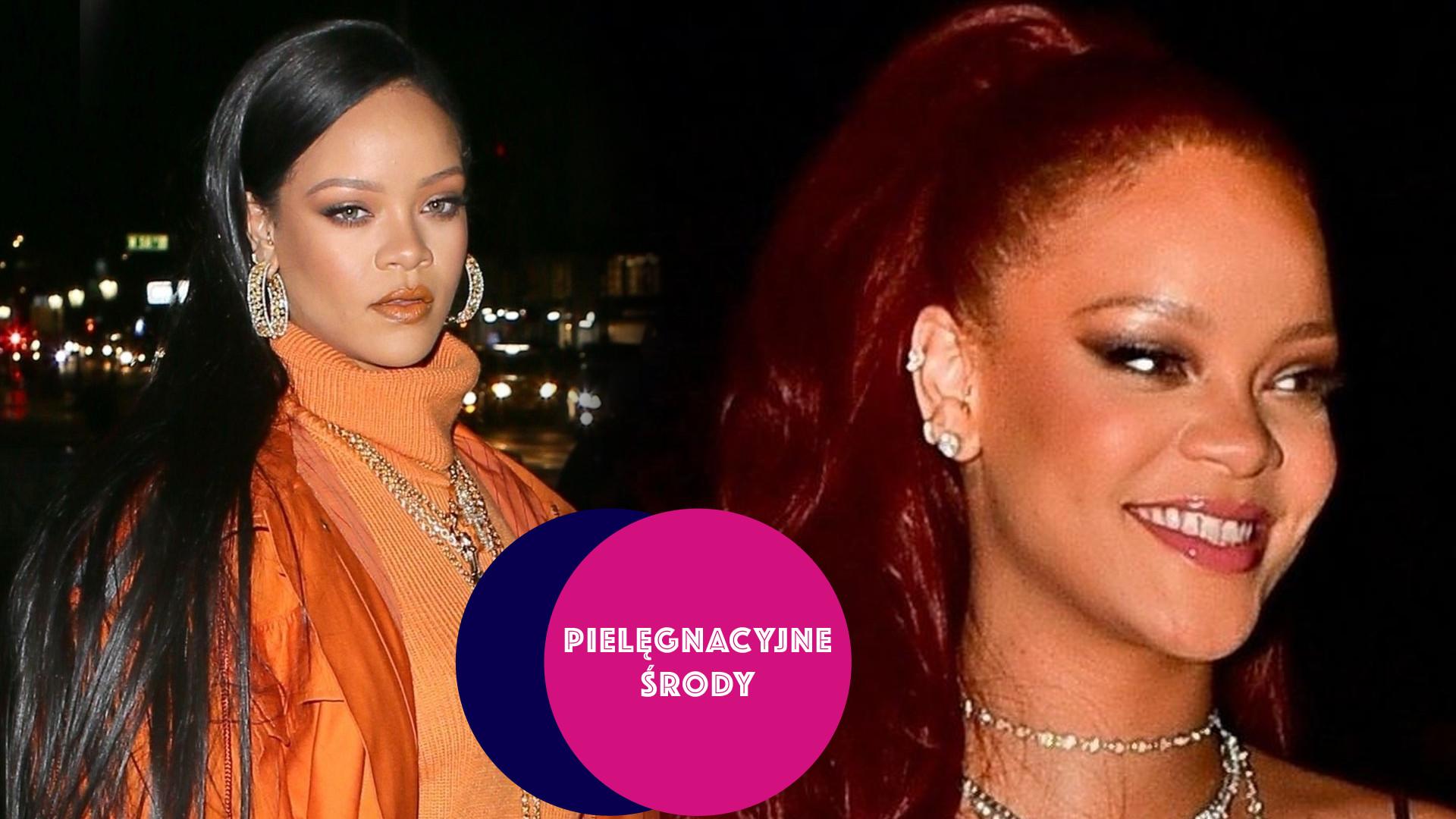 Tak Rihanna szykuje się do snu – diva pokazała minimalistyczną pielęgnację (PIELĘGNACYJNE ŚRODY)