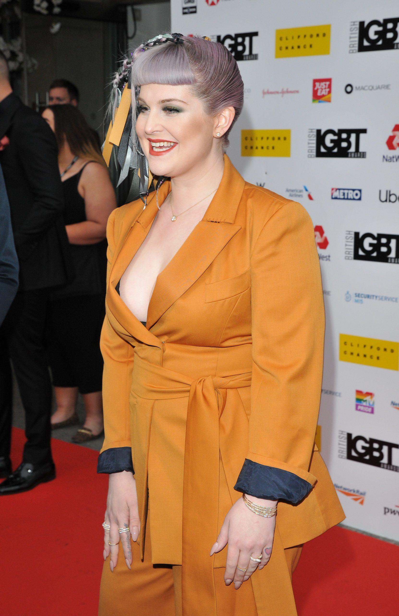 Kelly Osbourne w 2019 roku