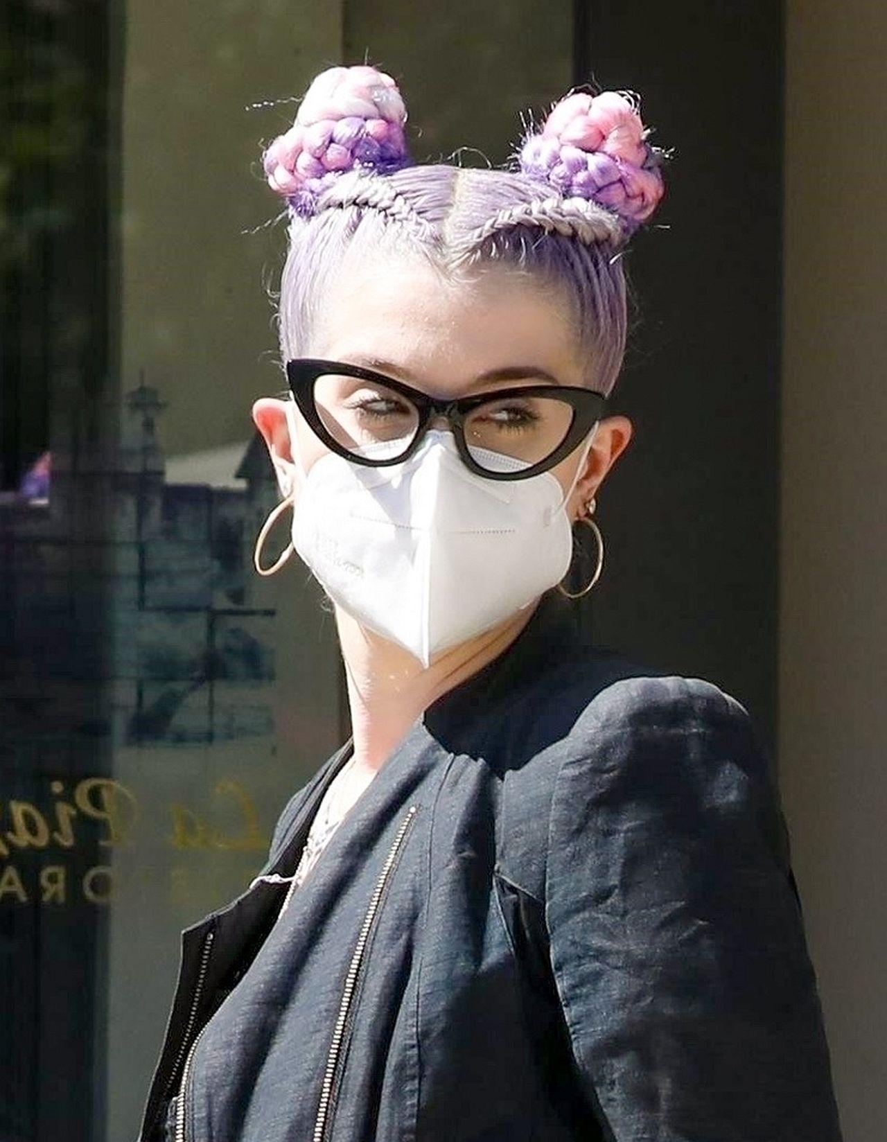 Odchudzona Kelly Osbourne