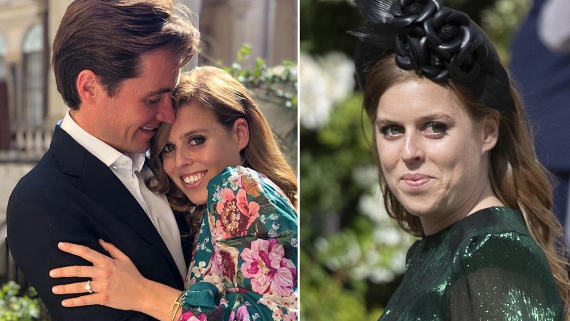 Księżniczka Eugenia pokazała zdjęcie z Beatrice dzień przed Royal Wedding – NIEUMALOWANE, ale szczęśliwe