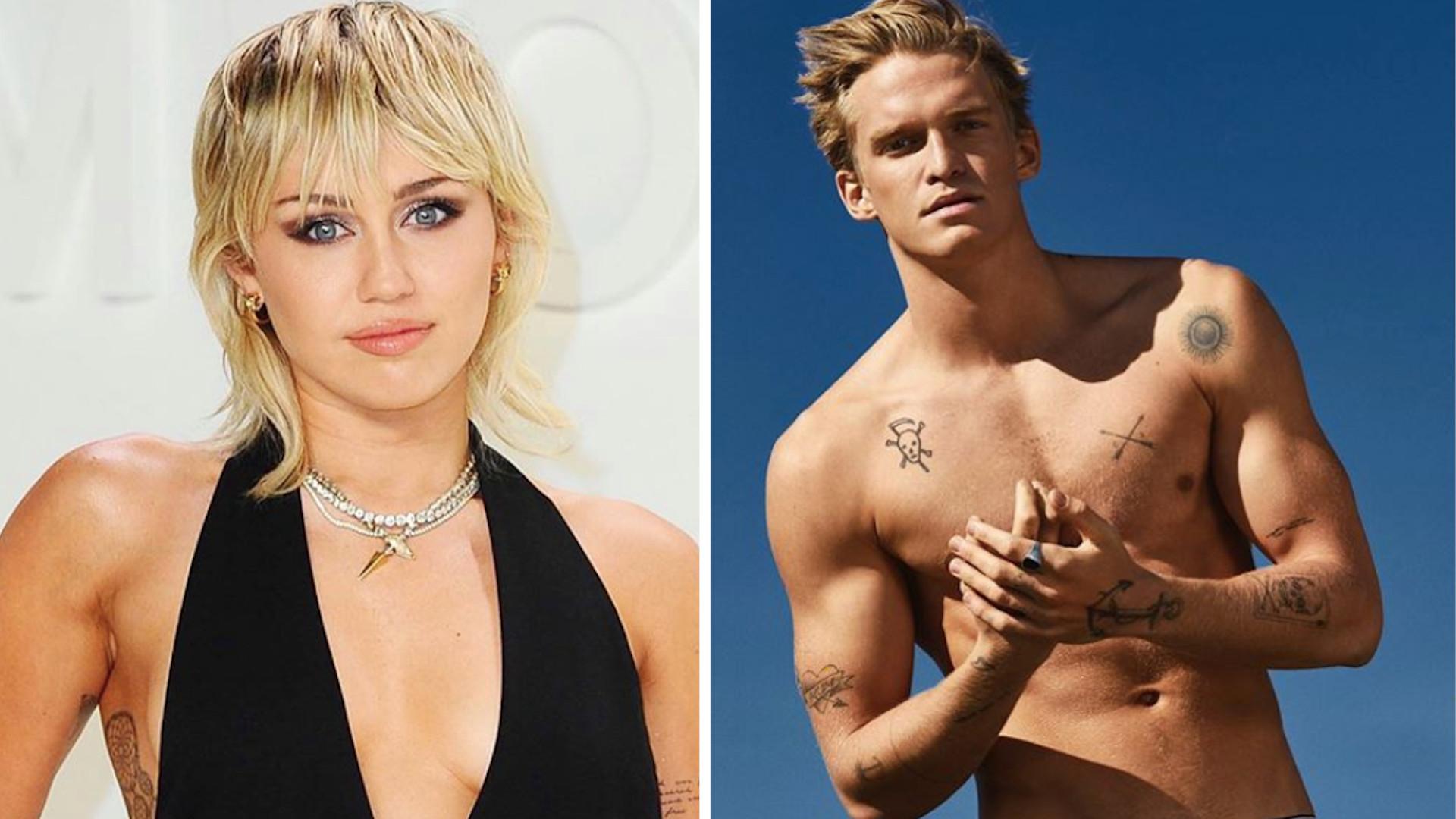 Miley Cyrus i Cody Simpson nie są już razem!