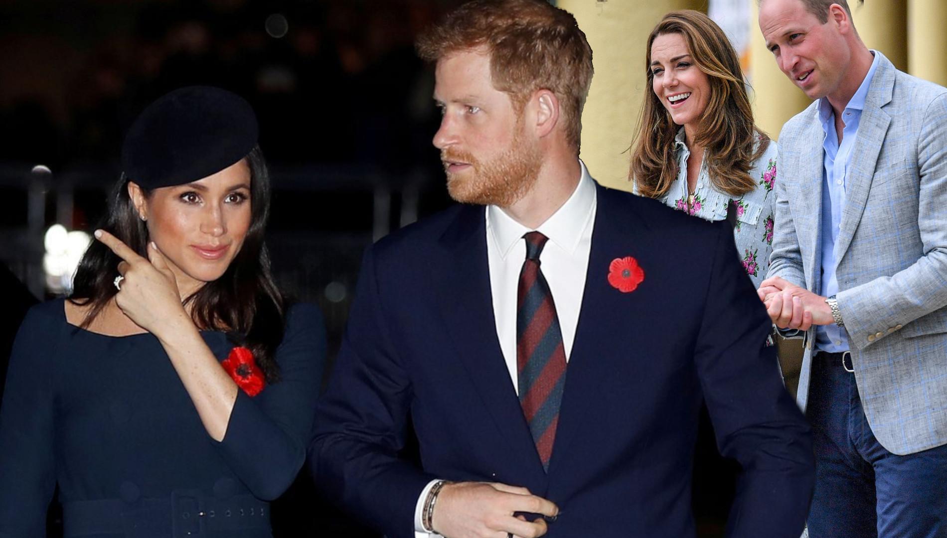 Meghan i Harry ZADZWONILI do fanki, która obrażała rodzinę królewską. PODZIĘKOWALI jej za wsparcie
