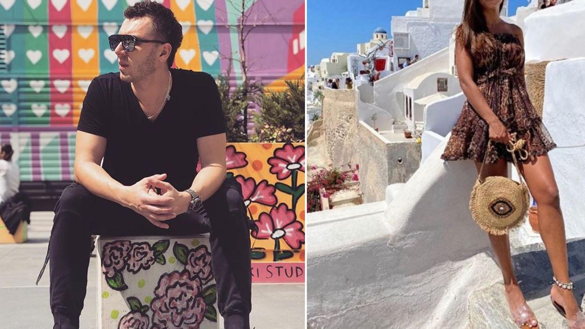 Kamil Bednarek na wakacjach pokazał ukochaną – wiemy, kim jest jego życiowa partnerka