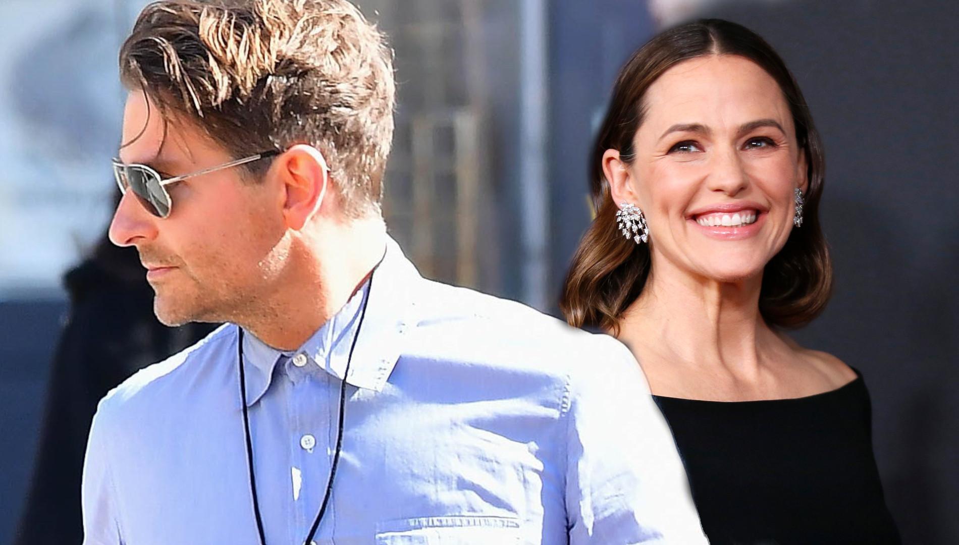 Bradley Cooper i Jennifer Garner są parą?!