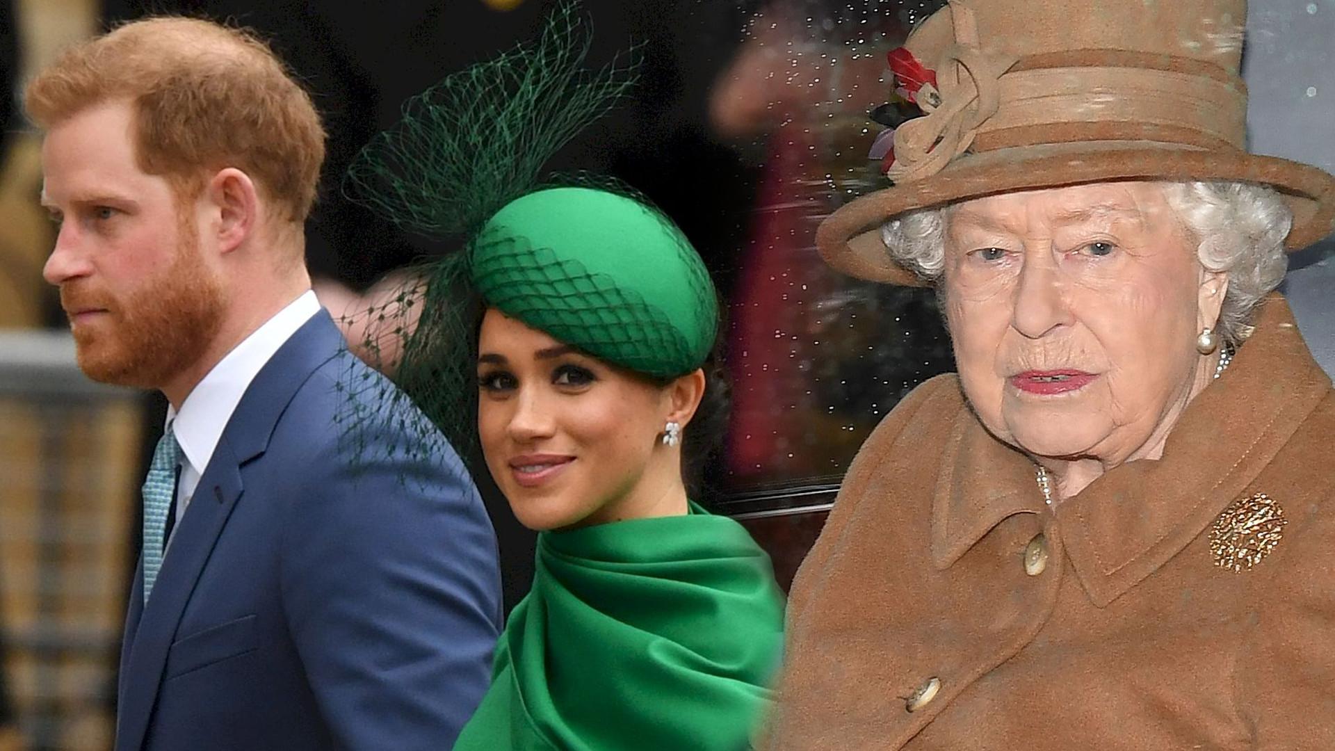 Wściekły książę Harry podczas kłótni krzyknął do królowej: Co się do CHOLERY dzieje?