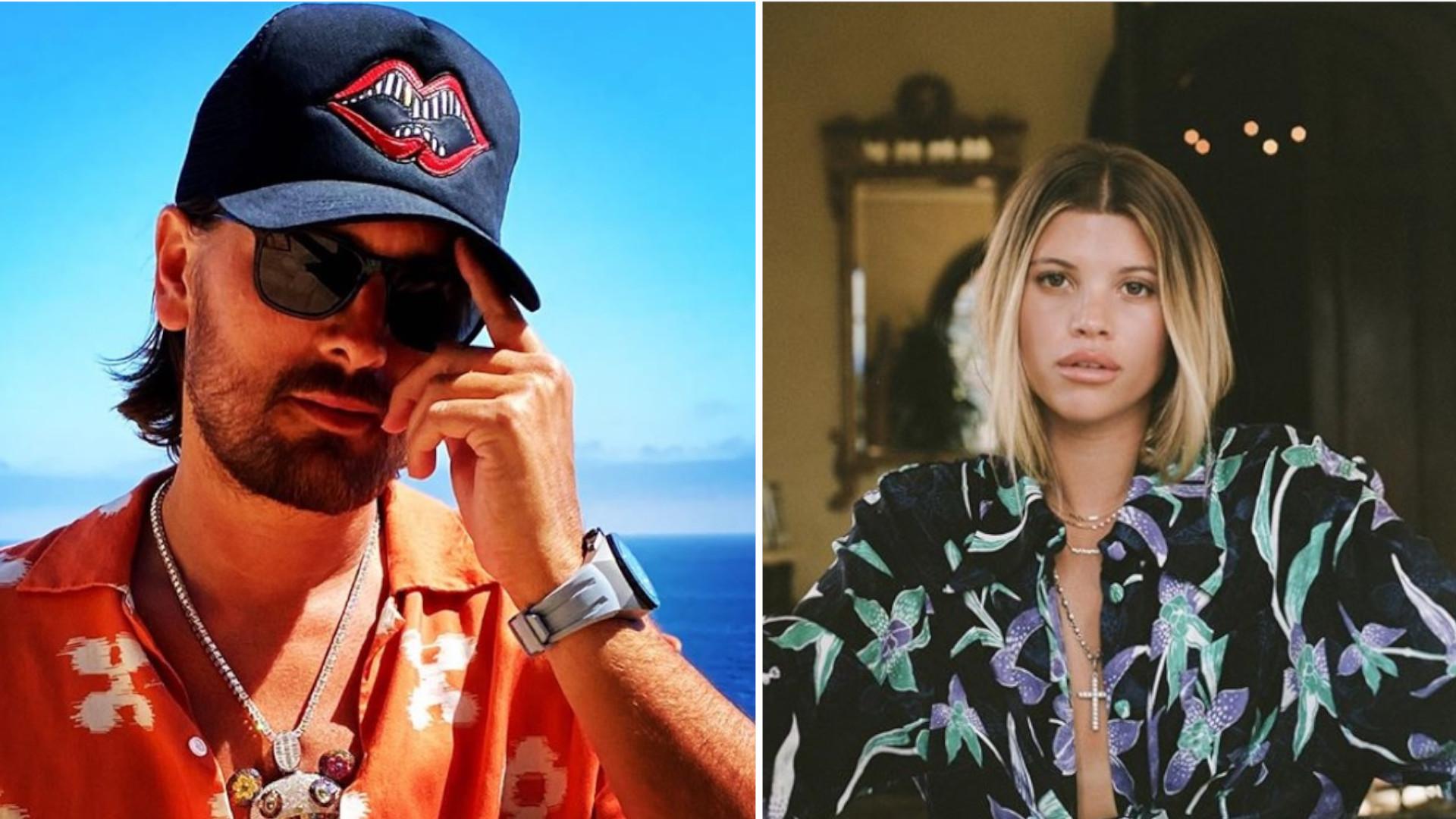 Scott Disick i Sofia Richie wrócą do siebie? On woli spędzać czas z Kourtney